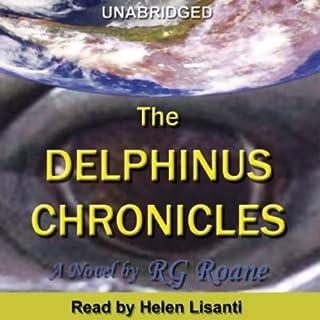 The Delphinus Chronicles audiobook cover art