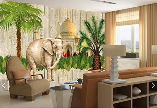 LIVEXZ DIY,Carton Dog Kids Bedroom Wallpaper 3D Wall Mural for Living Room Contact Paper HD Roll Hand Painting Murals