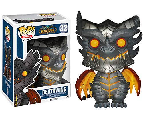 LiQi Pop 6-Inch WOW: Warcraft - Deathwing Figure 32#