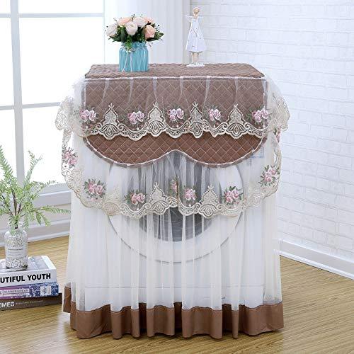 BASA Tuin meubelhoes, kanten trommel wasmachine-afdekking winddicht stofdicht waterdicht bescherming tuinbekleding meubels 60 * 60 * 85cm BRON