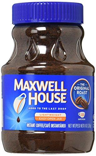 Maxwell House Original Roast Coffee Blend