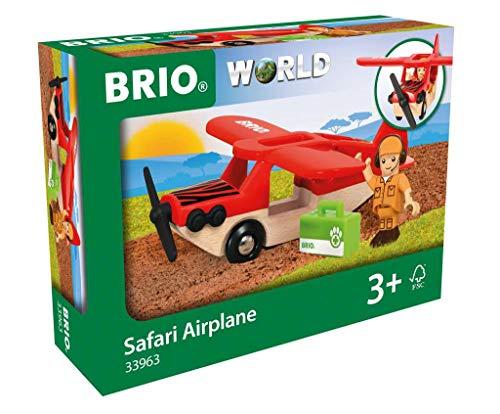 BRIO Bahn 33963 - Safari Flugzeug