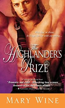 The Highlander's Prize (The Sutherlands Book 1) by [Mary Wine]