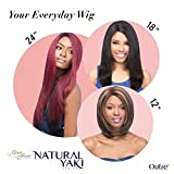 Outre Natural Yaki Series Lace Front Wig - Natural Yaki 24' (DRB425/1)