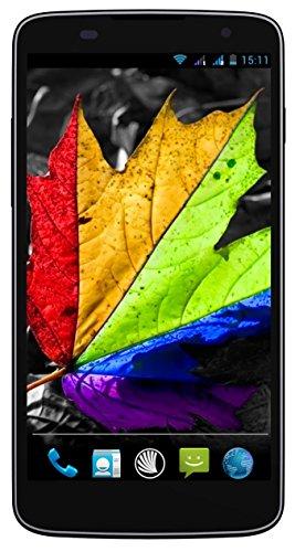 NGM Forward Evolve Smartphone, Dual SIM, 4GB, Blu Scuro [Italia]