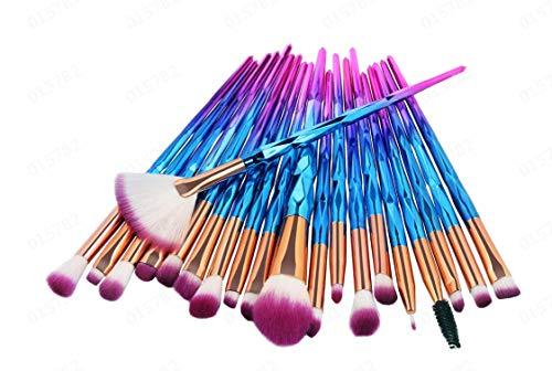 MEIbax 20st Kosmetik Pinsel Make-up Pinsel-Sets /20PCS bilden Foundation Eyebrow Eyeliner erröten kosmetische Concealer Pinsel (C)