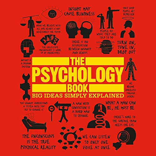 The Psychology Book audiobook cover art