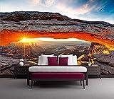 Fototapete Tapete Kinderzimmer Usa Landschaften Mesa Arch Wand Tapete Wohnzimmer