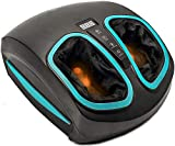 Shiatsu Foot Massager Machine with Heat - Electric Deep...