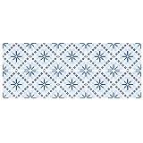 VIFERR Etiqueta de la Pared 10 Unids/Set Impermeable Antideslizante Azulejos de Cerámica Etiqueta de Cocina Baño Decoración 10x10cm