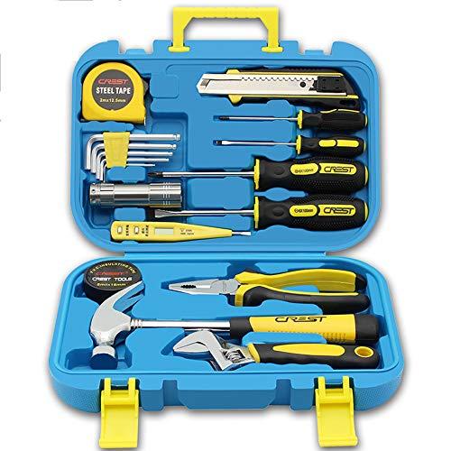 QYYL Werkzeugkoffer, Werkzeug-Koffer...