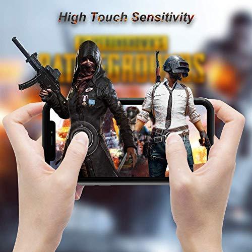 Kompatibel mit Huawei P40 Pro Hülle, Schutzhülle Magnetische Adsorption Metallrahmen und Panzerglas Handyhülle Ultra Slim Dünn Durchsichtig Transparent 360 Grad Full Body Protection - Nachtgrün - 5