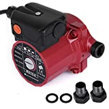 Happybuy RS15-6 Hot Water Recirculating Pump 110V Circulation Pump...
