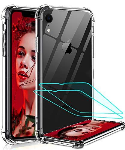 fundas iphone xr transparente fabricante LeYi