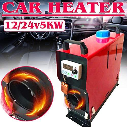 Verwarmingsapparaat, diesel, 12 V, 5 KW, 5000 W, voor bestelwagens, camper, auto, vrachtwagen, motor, boot, parkeersnelheid, hete bussen