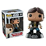 Pop  Star Wars - Han Solo  91 Vinyl Bobble-Head Fi