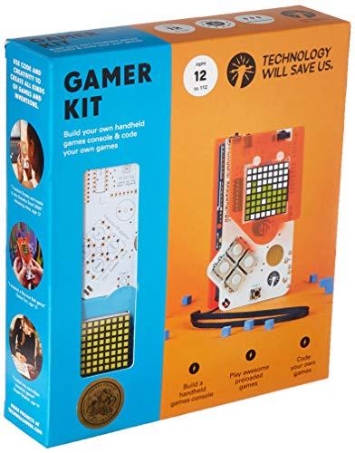 Technologie Will Save Us DIY Gamer Kit beinhaltet Arduino