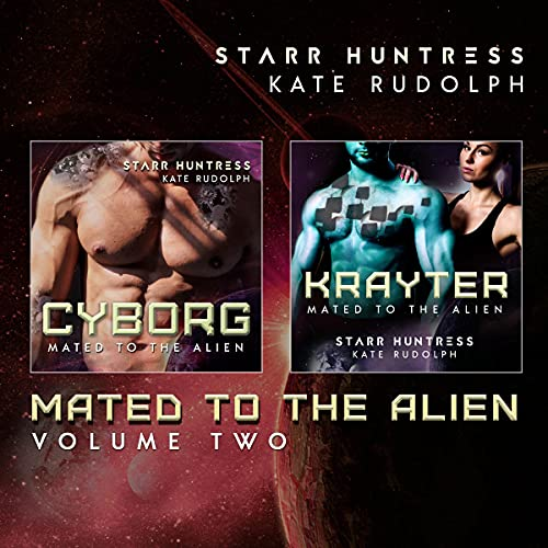 Mated to the Alien Volume Two cover art