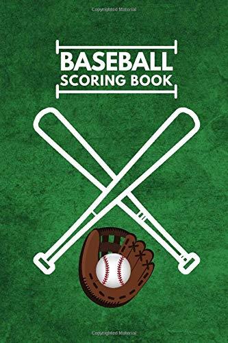 Baseball scoring Book: Professional Baseball Scoring Sheet, Score Sheet...