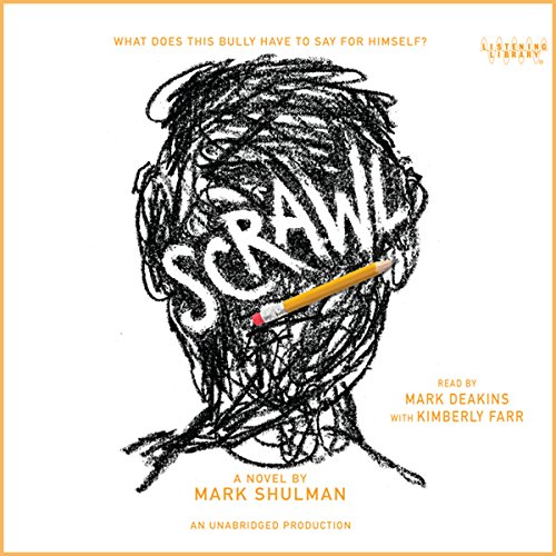 Scrawl audiobook cover art