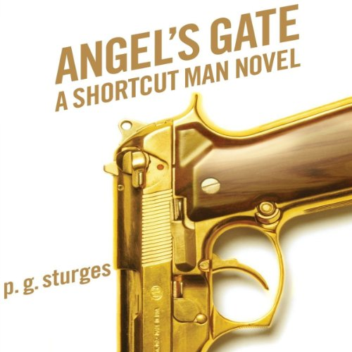 Angel's Gate audiobook cover art