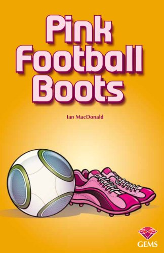 Pink Football Boots (Gems Book 4) (English Edition)