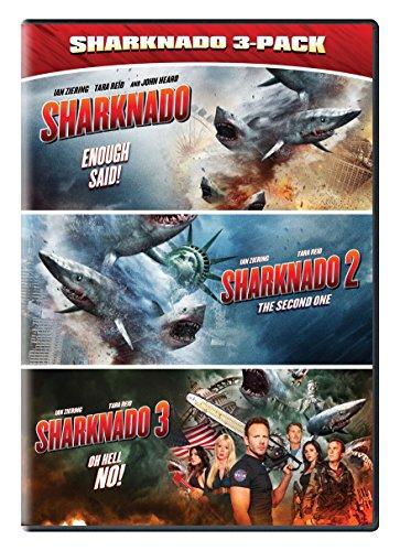 Sharknado Triple Feature