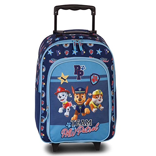 Fabrizio Viacom PAW Patrol kindertrolley cabine kinderkoffer kinderbagage 20605-0500