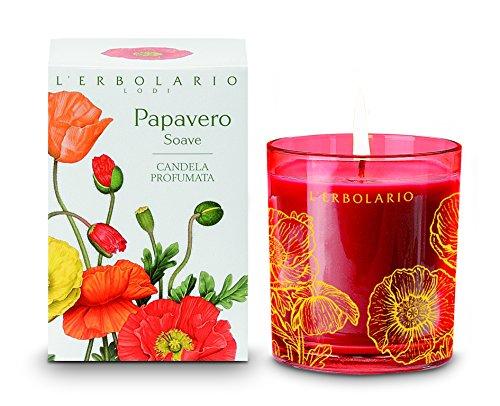 L 'erbolario Sweet Poppy candela
