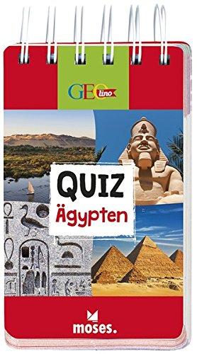 GEOlino Quiz Ägypten | 100 spannende Fragen und Antworten | Für Kinder ab 8 Jahren