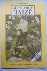 Music from Taize: Vol 2: Vocal