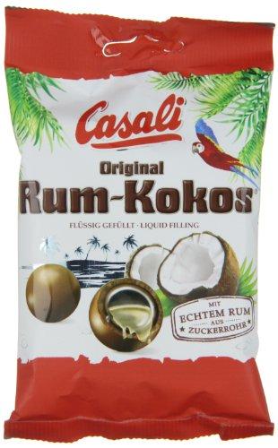 Casali Rum-Kokos 100g, 6er Pack (6 x 100 g)