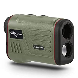 Wosports Laser Rangefinder for Hunting and Golf Review