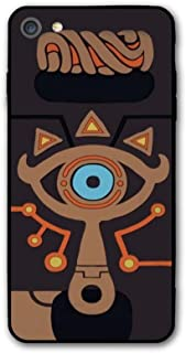 RNGEDG The Legend of Zelda Breath of The Wild Sheikah Slate iPhone Case for iPhone 6 Plus/iPhone 6s Plus Case (iPhone 6 Plus/iPhone 6s Plus)