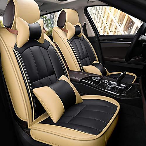 5-zits autokussen, stoelbeschermer set voor de meeste auto's.