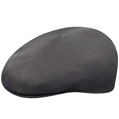 Kangol Headwear Tropic 504 Casquette Souple, Gris (Charcoal), Large (Taille Fabricant:L) Homme