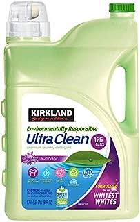 Kirkland Signature Environmentally Responsible Liquid Laundry Detergent 126 Loads