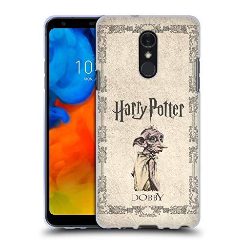 Head Case Designs Ufficiale Harry Potter Creatura Dobby House Elf Chamber of Secrets II Cover in Morbido Gel Compatibile con LG Q Stylus/Q Stylo 4