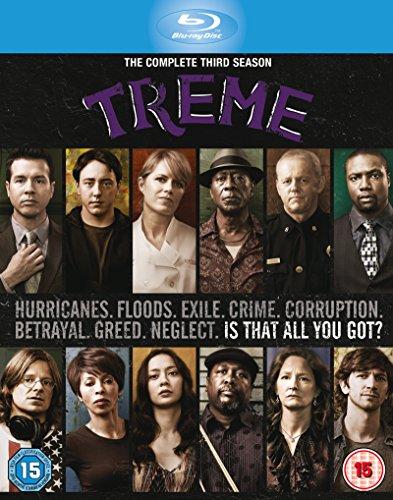 Treme: Season 3 [Edizione: Regno Unito] [Italia] [Blu-ray]