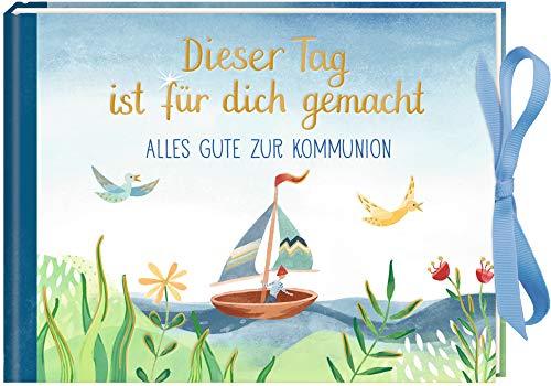 Geldkuvert-Geschenkbuch - Dieser Tag ist für dich gemacht: Alles Gute zur Kommuion
