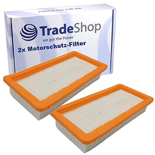 2 filtros de protección del motor de repuesto para Kärcher 6.414-631.0 DS 5200 DS 5500 DS 5600 DS 5800 DS 6000 DS 6 DS 6 Premium K 5500