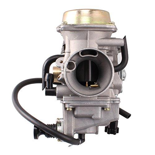 Heart Horse Foreman 450 Carburetor For Honda ATC250 TRX300FW TRX350FE/FM/TM/TE TRX400 TRX450 1998-2004