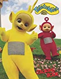 Teletubbies coloring book: Super coloring book gift for kids and fans , diamond coloring pages of Teletubbies -GIANT coloring pages with Premium Quality .