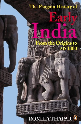 The Penguin History of Early India: From the Origins to AD 1300 (English Edition)