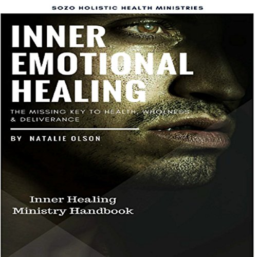 Inner Emotional Healing audiobook cover art