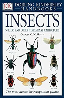 Smithsonian Handbooks: Insects (Smithsonian Handbooks) (DK Smithsonian Handbook)