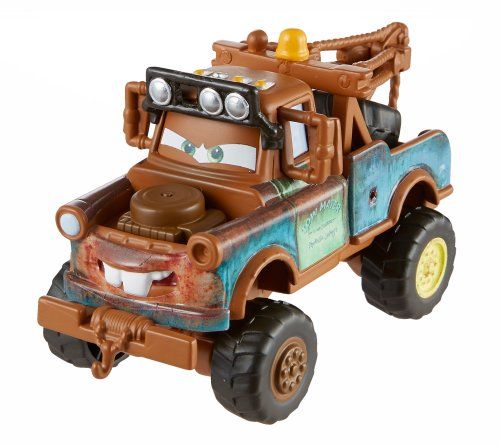 Disney Pixar Cars RS 500 Diecast Offroad Mater