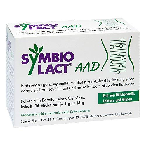 SymbioLact AAD Pulver Portionsbeutel, 14 St. Beutel