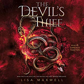 The Devil's Thief cover art