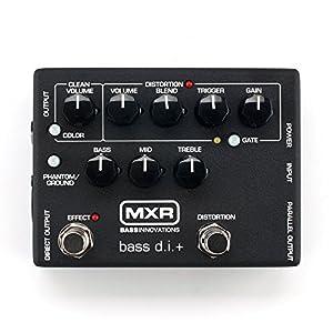 Jim Dunlop MXR Bass Distortion und Pedal